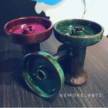 SmokeLab Phunnel Moon Top Glaze